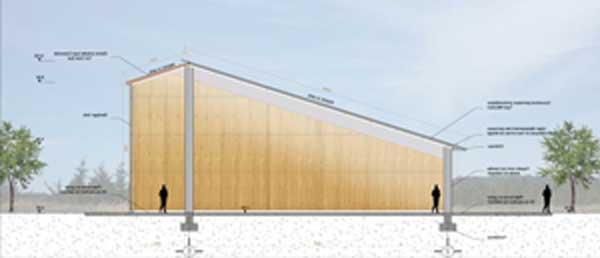 Volti batiment solaire photovoltaique agricole de qualite - Hangar gratuit avec toiture photovoltaique ...
