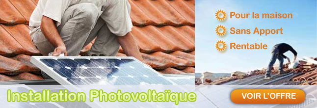installation solaire photovolta�que agricole